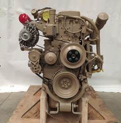73199772 COMPLETE ENGINE QSB4.5 CPL 8755 HP 152 TIER 3 INDUSTRIAL APPLICATION NEW UNUSED SURPLUS GARANTY EXPIRATED - MOTOR COMPLETO QSB NUEVO APLICACION INDUSTRIAL GARANTIA EXPIRADA